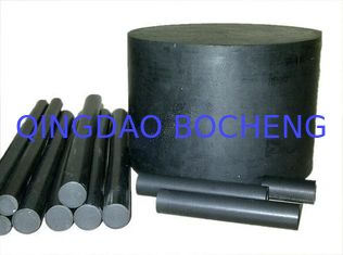 China 500mm Black Filled PTFE  Rod / PTFE Rod /  Rod For Sealing supplier