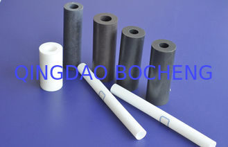 China White Filled PTFE Teflon Tube / Tubing 2.10g/cm³  For Cable Jacket supplier