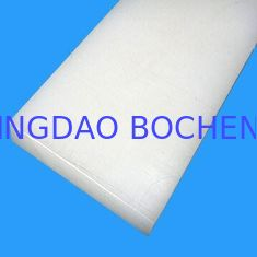 China Low Water Absorption PVDF Sheet / Polyvinylidene Fluoride For Laboratory , Easily Machined supplier