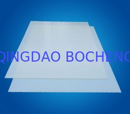 China 10m Easily Bonded PVDF Sheet For Semiconductor Industry , Easily Welded supplier