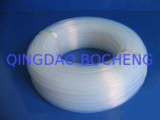 China Fluorinated Ethylene Propylene FEP Tube / FEP Tubing For Heat Exchangers supplier