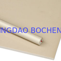China Brown PEEK Rods / Tough PEEK Sheet For Wafer Supports , 80mm supplier
