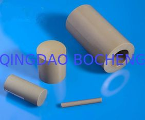 China Recycled PEEK Tube / Material PEEK With Excellent Friction Resistant supplier