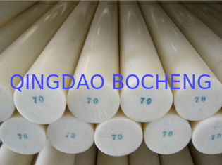 China Industrial Engineering Plastic Products , 6mm - 100mm Nylon PA Rod supplier