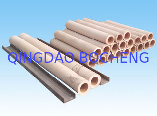 China Flexible Industrial Engineering Plastics , Polyamide Nylon PA Tube For Machinery Building supplier