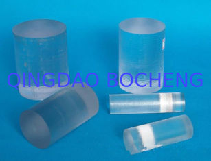 China High Stiffness Industrial Engineering Plastics , PC Rod For Machine Guards supplier