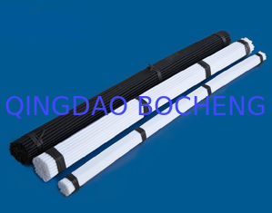 China High Hardness Engineering Plastic Products , POM Delrin Rod For Automobile Industry supplier