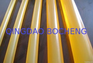China Low Cost Engineering Plastics , Flexible PU Rod For Automobile supplier