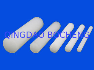 China 200mm PCTFE Sheet , PCTFE Rod For Electronic Components With High Impact Resistance supplier