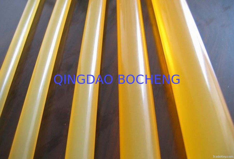 Low Cost Engineering Plastics , Flexible PU Rod For Automobile