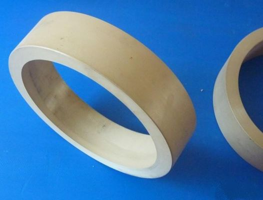 China Bearing Grade PEEK Tube Chemical Resistance , Polyetheretherketone Peek distributor