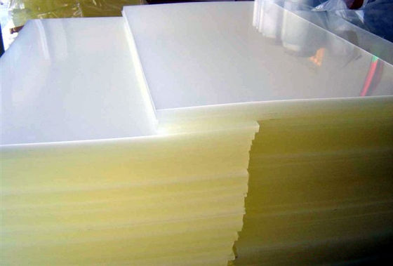 China 1.2g/cm³ Industrial Engineering Plastics , PC Sheet For Skylights distributor