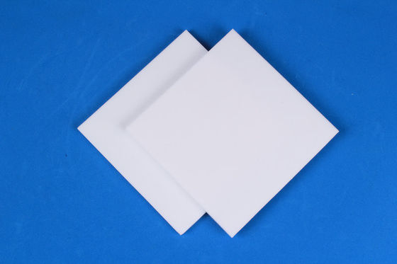 China White PTFE Teflon Sheet Recycled , Poly Tetra Fluoro Ethylene distributor