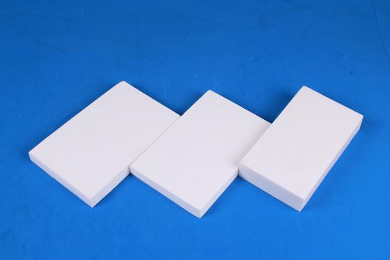 China Natural White Polytetrafluoroethylene PTFE / Glass Filled PTFE distributor