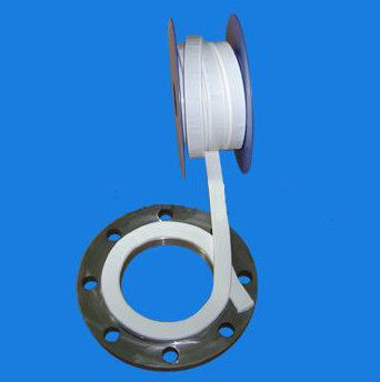 China Non-stick Expanded PTFE  Sealing Tape Hygienic For Wires distributor